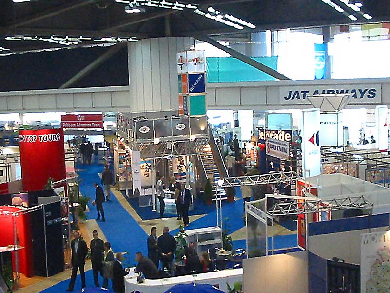 Hall 4 – Međunarodni sajam građevinarstva – SEEBBE