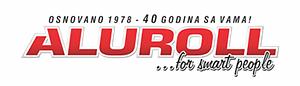 Aluroll logo